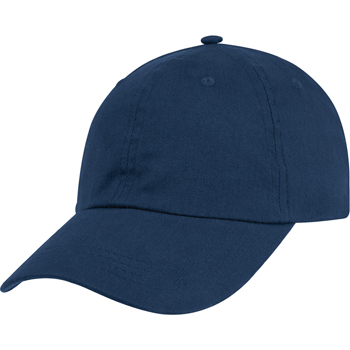 Natural Brushed Twill Cap