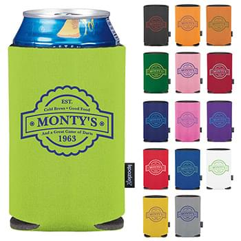 Collapsible KOOZIE Can Kooler