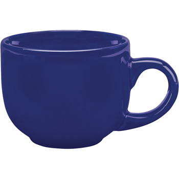 Latte Mug - 17 oz. (colors)
