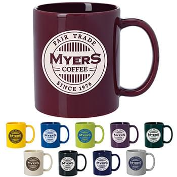 Budget Mug - 11 oz. (colors)