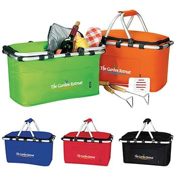 HOT DEAL - KOOZIE® Picnic Basket