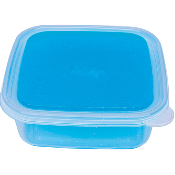 Cool Gear(TM) Freezable Gel Lid Storage Container