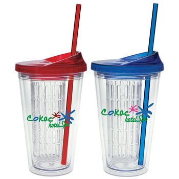 Fruit Infusion Tumbler - 18 oz.