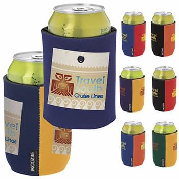 Dual Color KOOZIE Can Kooler