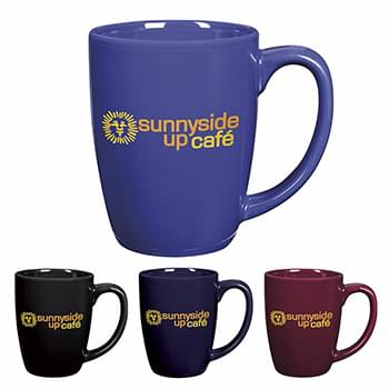 Bistro Mug Color - 12 oz.