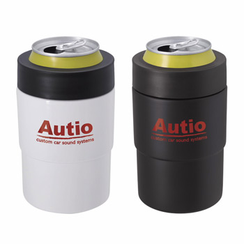 Double Vacuum Can Cooler - Color