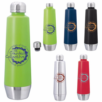 Swan Vacuum Stainless Steel Bottle - 20 oz.