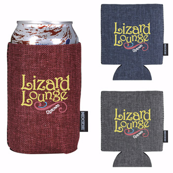 KOOZIE® Two-Tone Collapsible Can Kooler