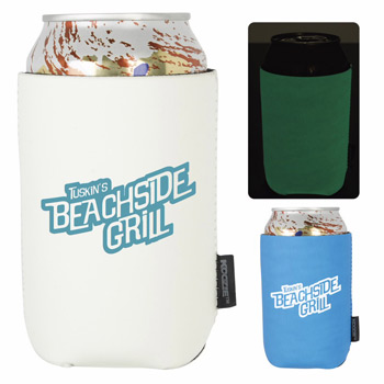 KOOZIE® Glow-in-the-Dark Can Kooler