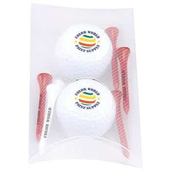 2 Ball Pillow Pack - Wilson Ultra 500