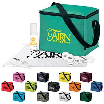 KOOZIE 6 Pack Cooler Golf Event Kit - Ultra 500