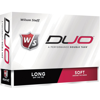 Wilson Staff Duo(TM) Golf Ball Std Serv