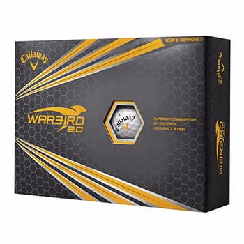Callaway Warbird 2.0 Golf Ball Std Serv