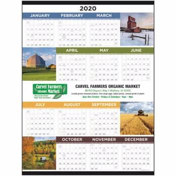 Agriculture Span-A-Year
