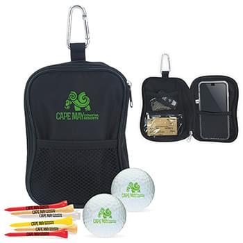 Valuables Pouch Golf Kit - Titleist&#174 DT&#174 TruSoft