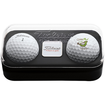 Titleist 2-Ball Marker Pack - ProV1