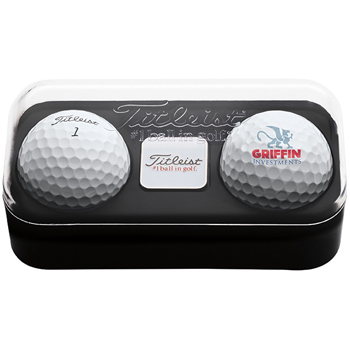Titleist 2-Ball Marker Pack - DT Solo