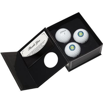 Titleist ProV1 3-Ball Appreciation Box