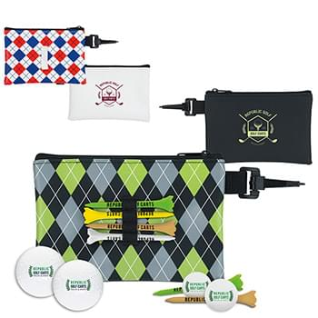 Pattern Pouch Event Kit - Titleist® DT® TruSoft