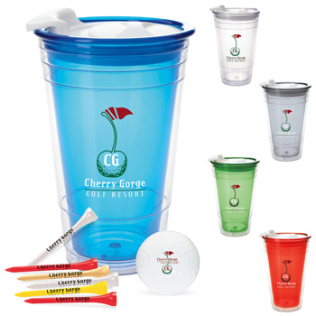 Double Wall Party Cup Kit - Titleist&#174 DT&#174 TruSoft
