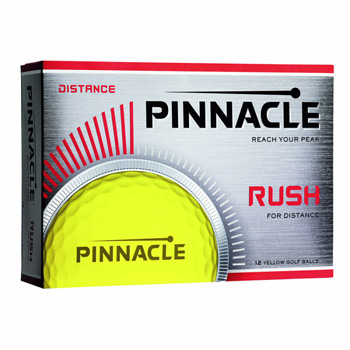 Pinnacle&#174 Rush Yellow Std Serv