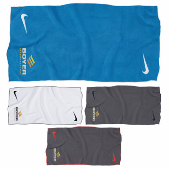 Nike&#174 Tour Microfiber Large Towel