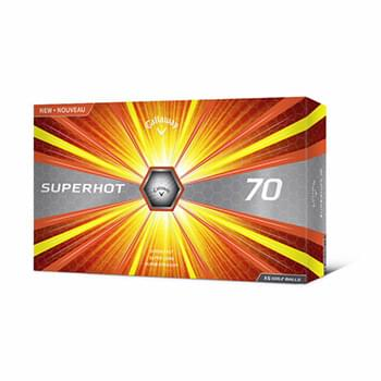 Callaway&#174 SuperHot 70 15 ball pack Std Serv