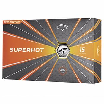Callaway&#174 SuperHot 70 15 ball pack