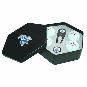 Callaway&#174 4-Ball HEX Gift Tin
