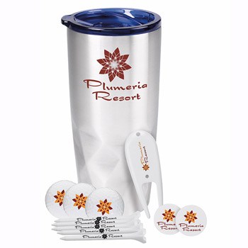Glacial Diamonds Golf Kit-Titleist&#174 DT&#174 TruSoft