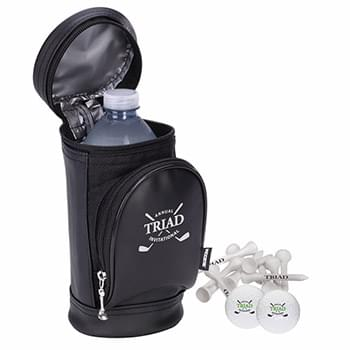KOOZIE® Golf Bag Kooler Kit - Titleist&#174 DT&#174 TruSoft