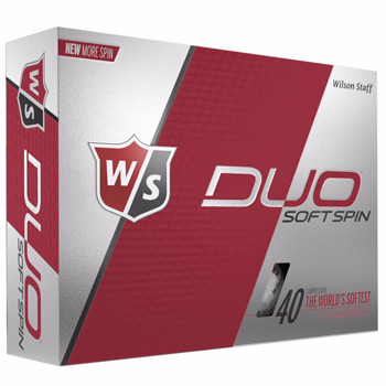 Wilson Duo Soft Spin - Std Serv