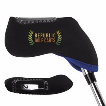 Deluxe Neoprene Golf Iron Headcover