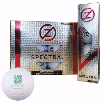 Zero Friction Spectra&#174 Matte Finish- White