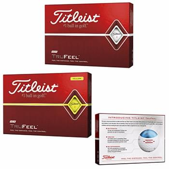 Titleist® TruFeel Golf Ball Standard Service