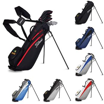 Titleist® Player 4 Carbon Cart Bag