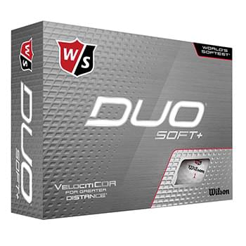 Wilson® Duo Soft Plus Std Serv