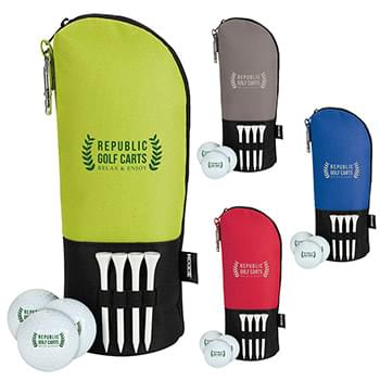 Koozie® Mantra Golf Kit - Titleist® Pro V1