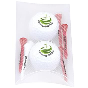 2 Ball Pillow Pack - Titleist® Pro V1
