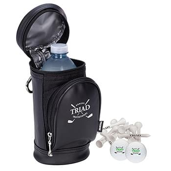 Koozie® Golf Bag Kooler Kit - Titleist® Pro V1
