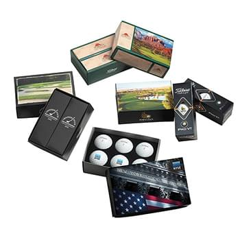 Titleist PackEdge™ Half Dozen Golf Ball  - Pro V1®