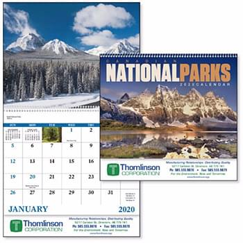 Canadian National Parks - Spiral