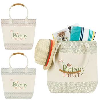 Countryside Cotton Tote