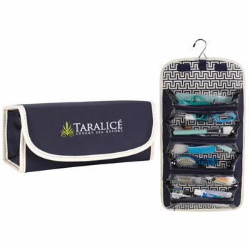 Fashion Roll-Up Cosmetic Case