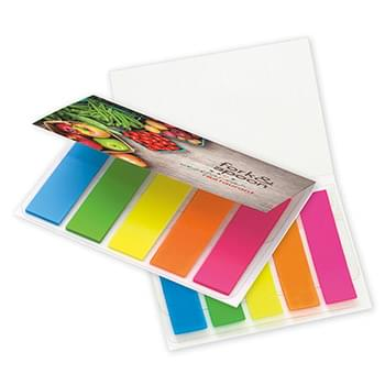 BIC&#174 Mylar Flag Booklet