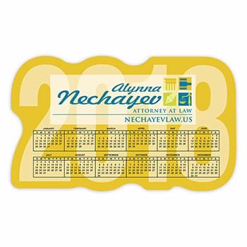 BIC 30 Mil Calendar and Schedule Magnet