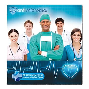 BIC® Antimicrobial Mouse Pad (7-1/2