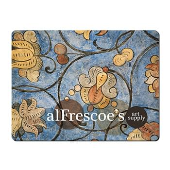 "BIC&#174 1/4"" Firm Surface Mouse Pad (6"" x 8"")"